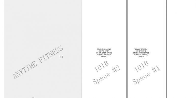 101b split space