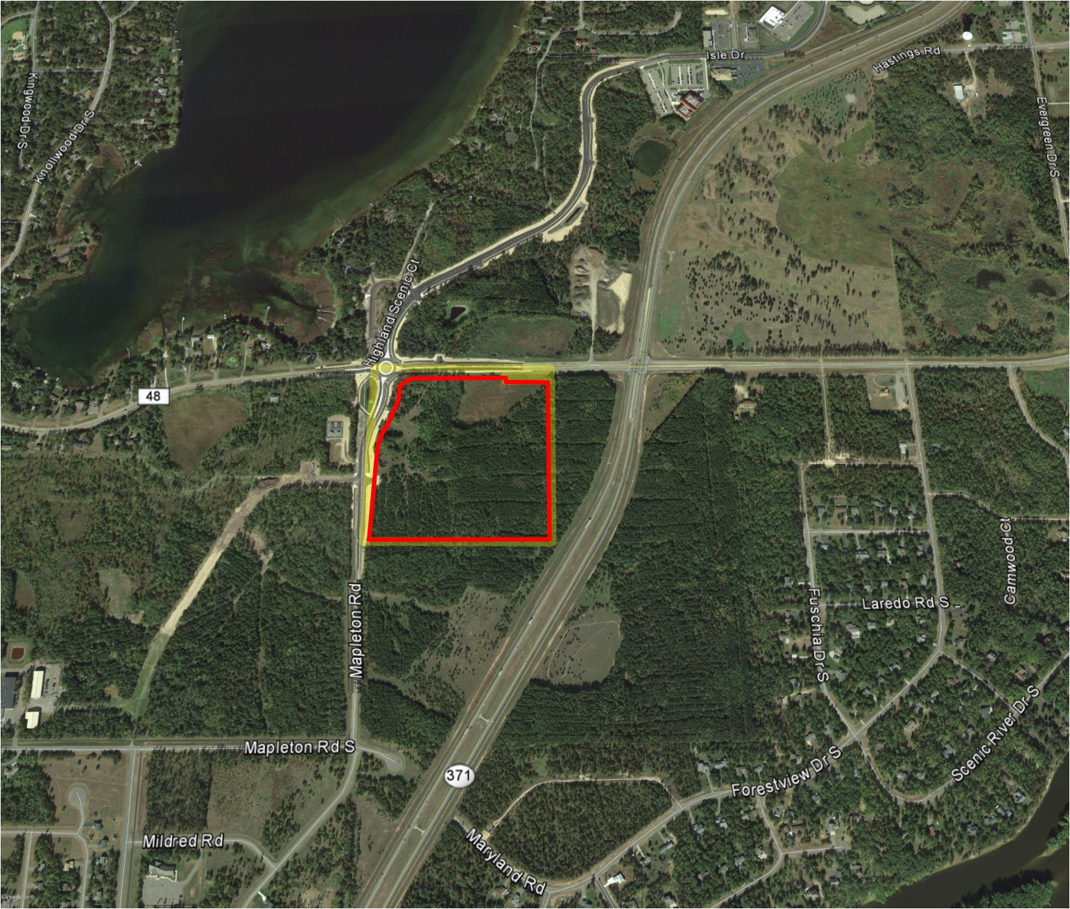 PENDING! Commercial/Residential Development Opportunity