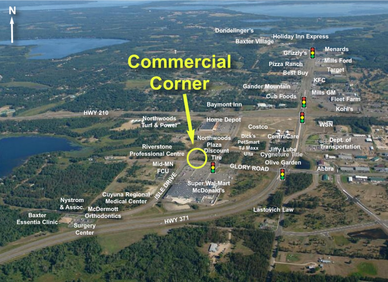Retail Site Near Wal Mart Costco Home Depot More