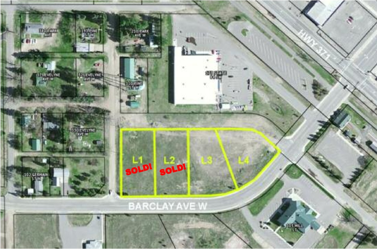 PRICE REDUCED! Commercial Sites (L4B2)