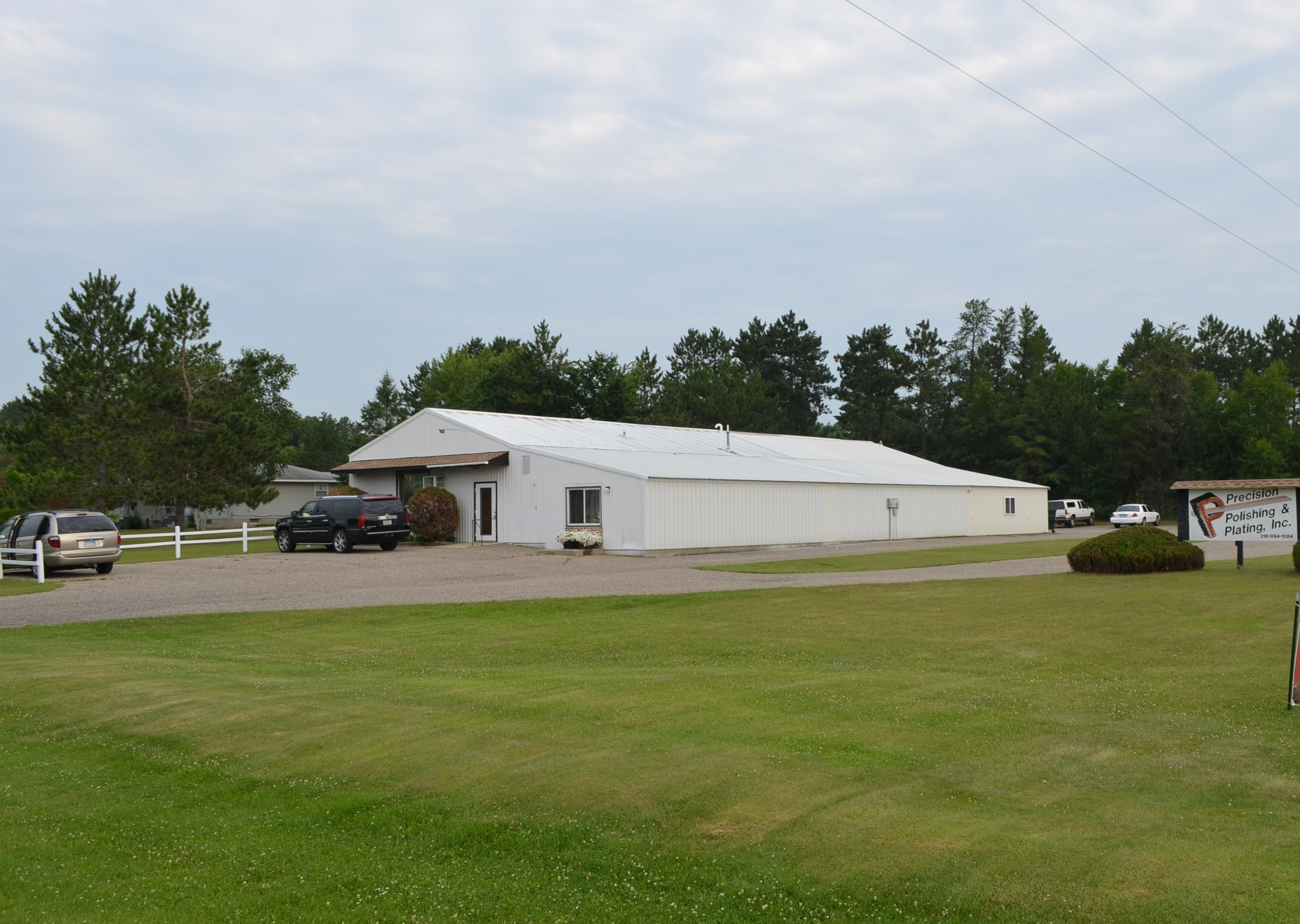PRICE REDUCED! Industrial-Office Service Building For Sale