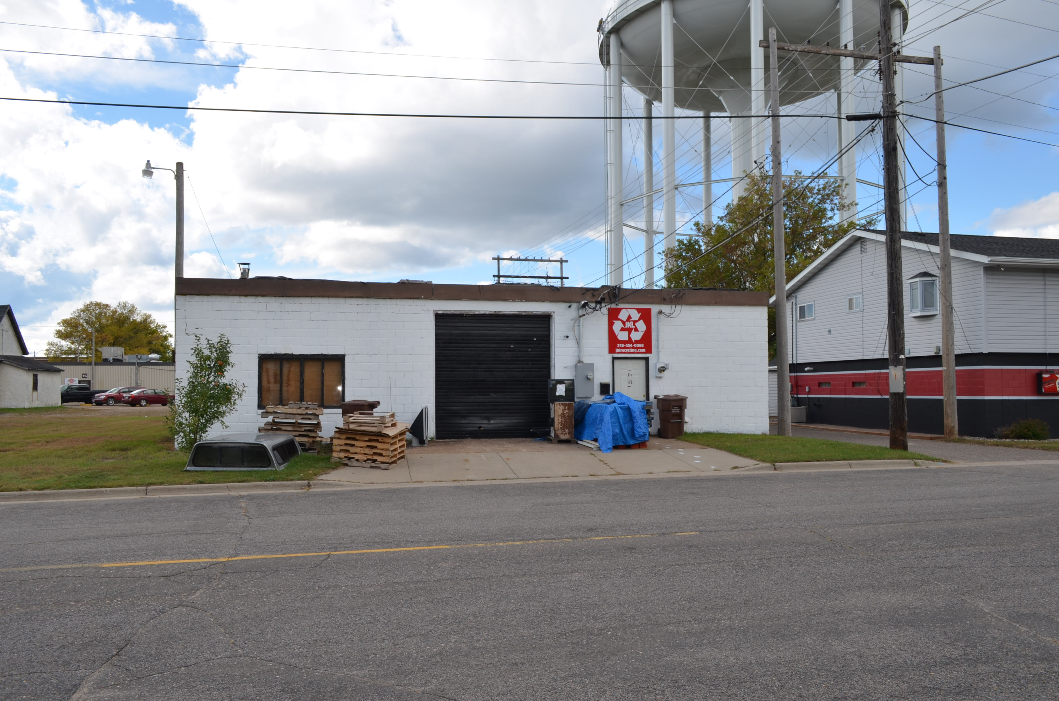SOLD! Downtown Brainerd Commercial