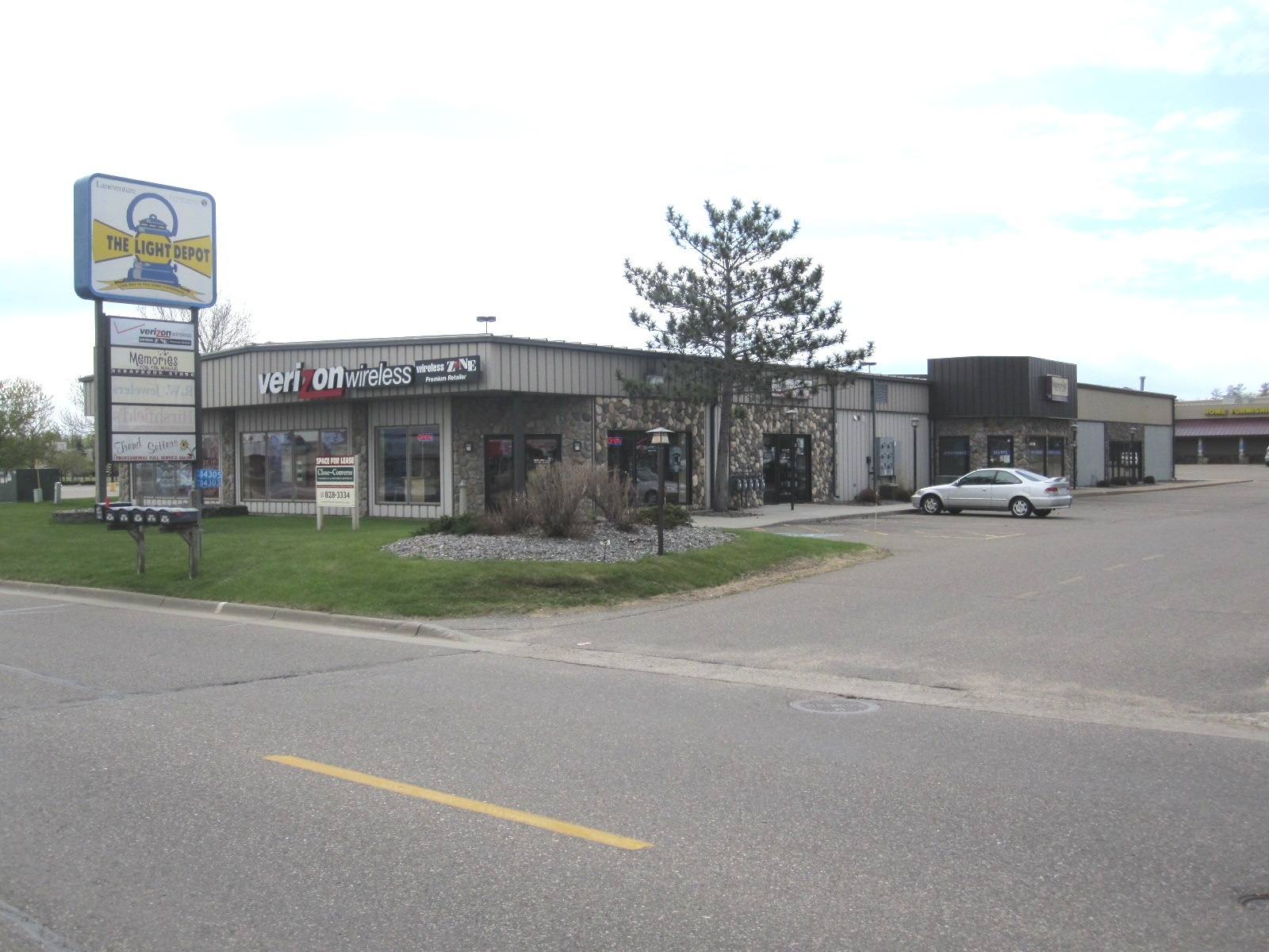 Light Depot Retail Center (Unit 3)