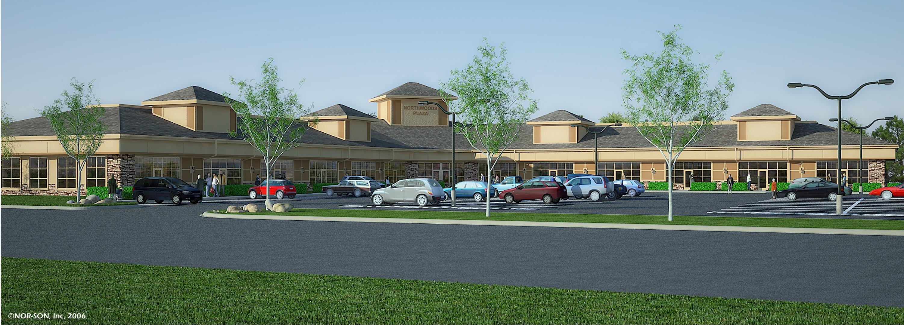 Northwoods Plaza – Phase II