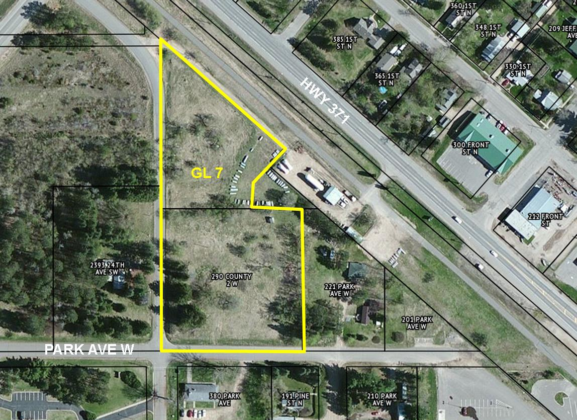 PRICE REDUCED!  R-2 Commercial Site (GL 7)