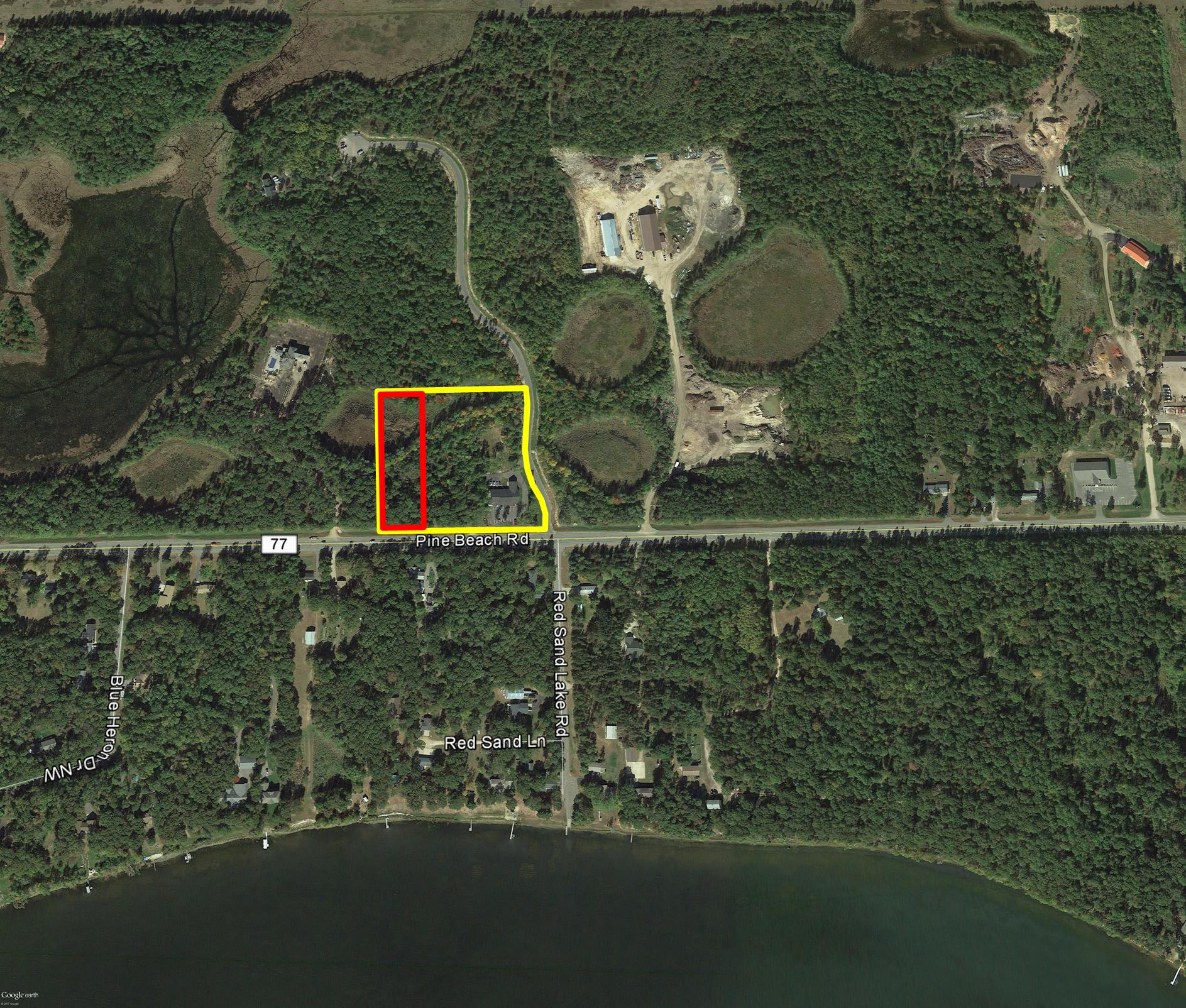 Wilderness Center Lot For Sale