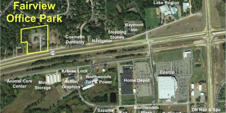 Fairview Office Park Site 8 Close Converse