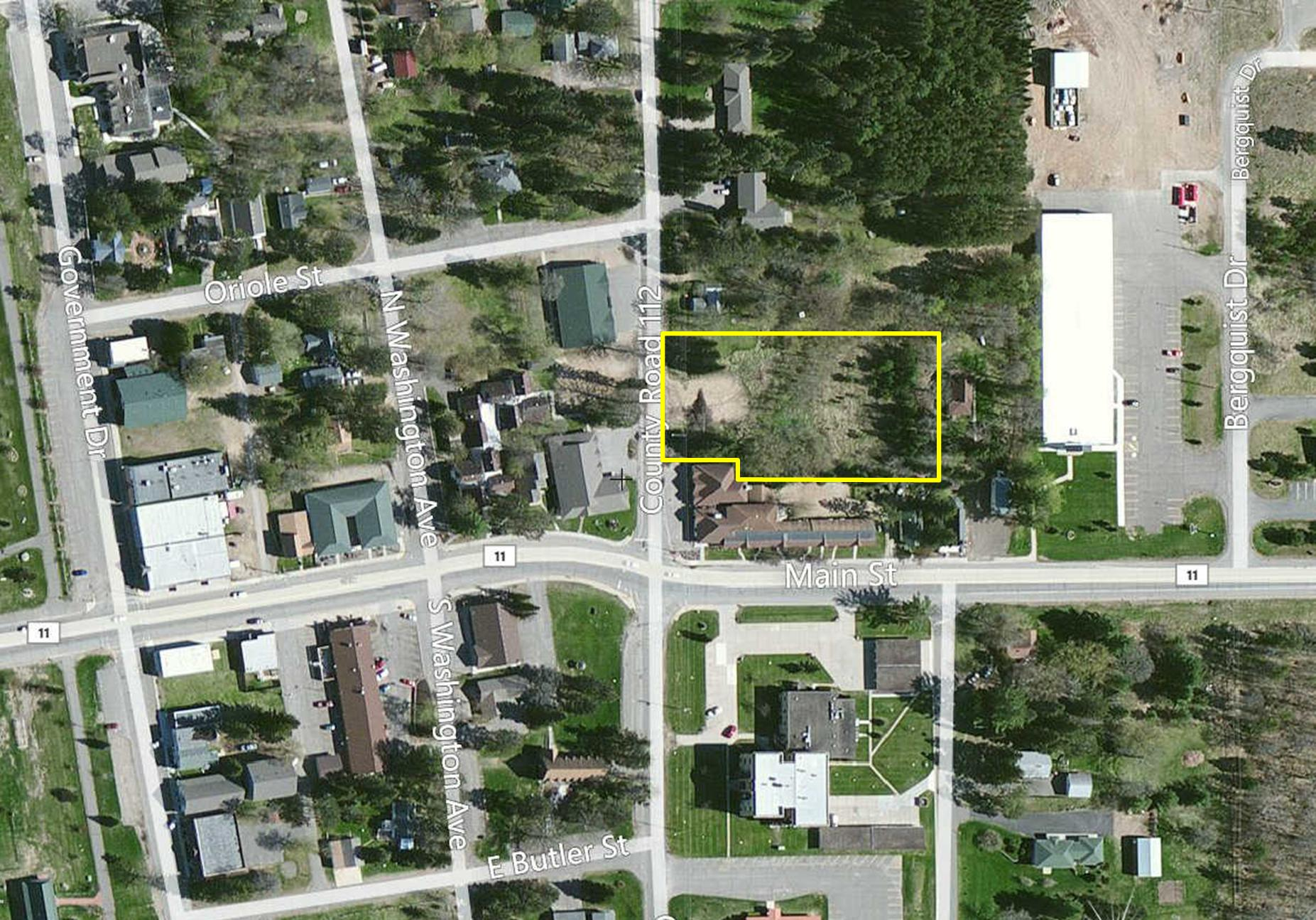 PRICE REDUCED! Affordable Pequot Lot
