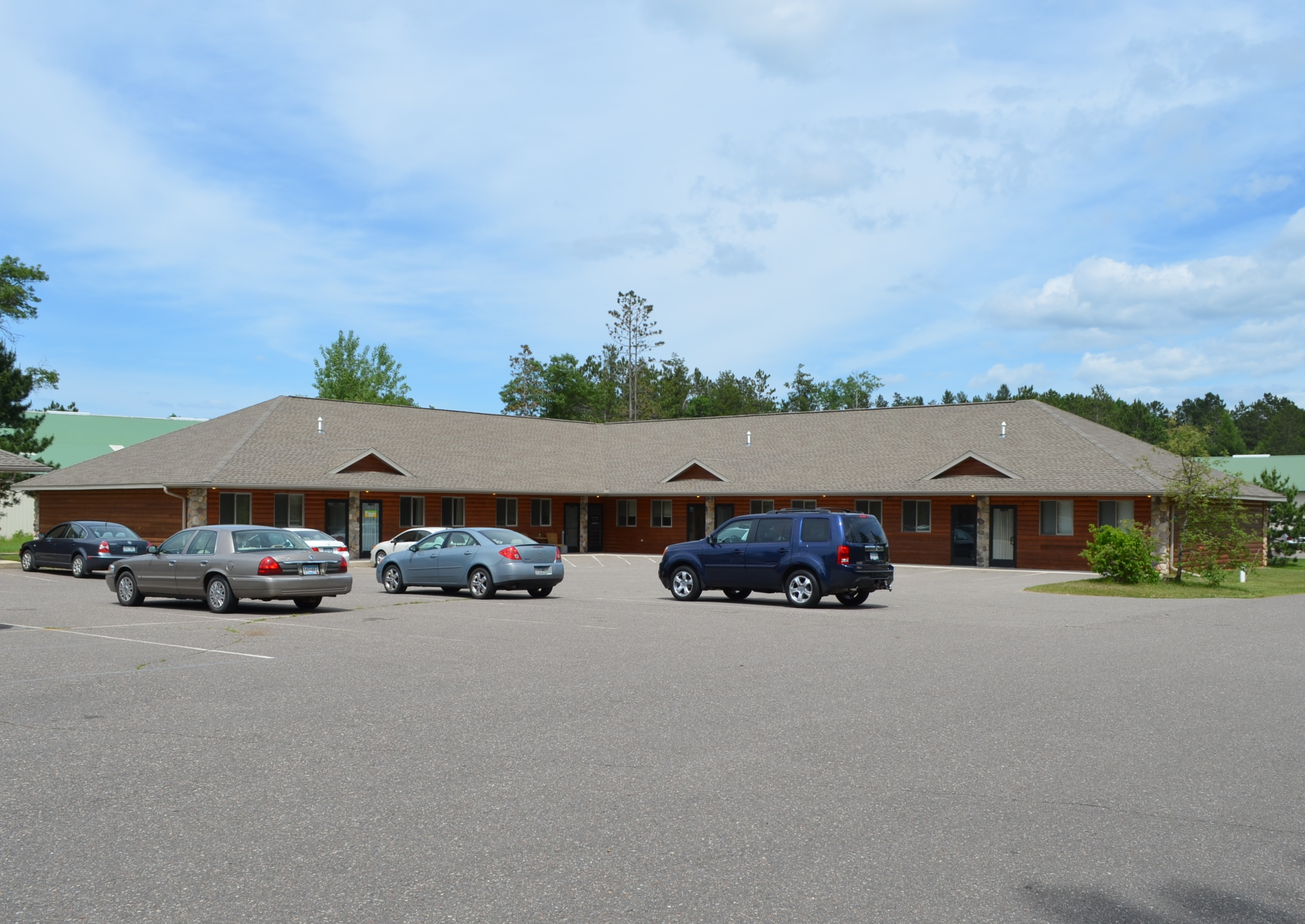Barbeau Pines Office Complex