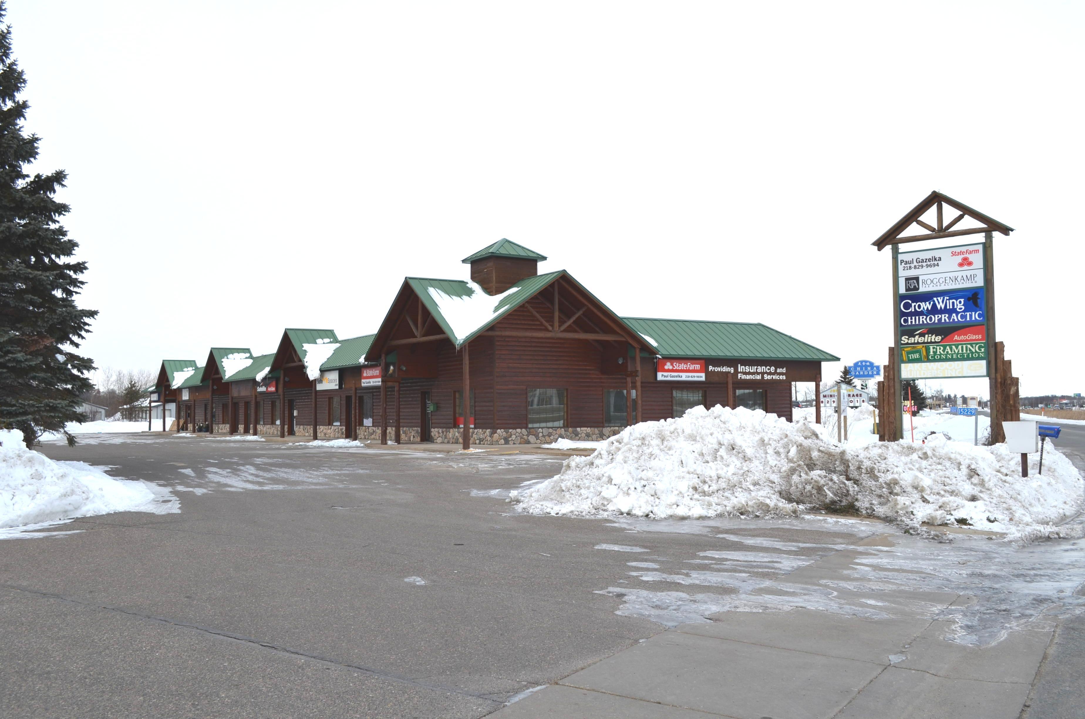 Office/Retail Strip Center