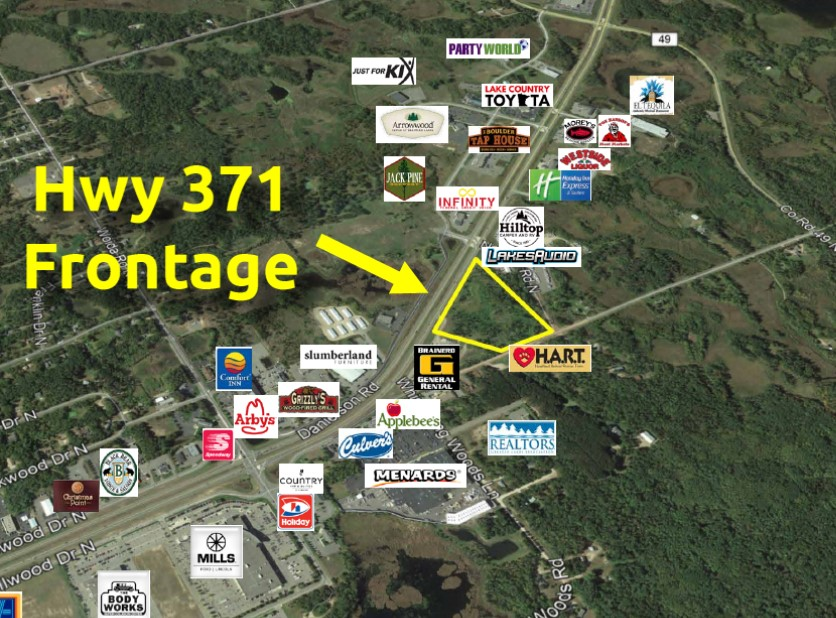 Hwy 371 Commercial Site