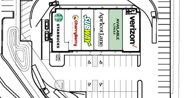 site plan w logos