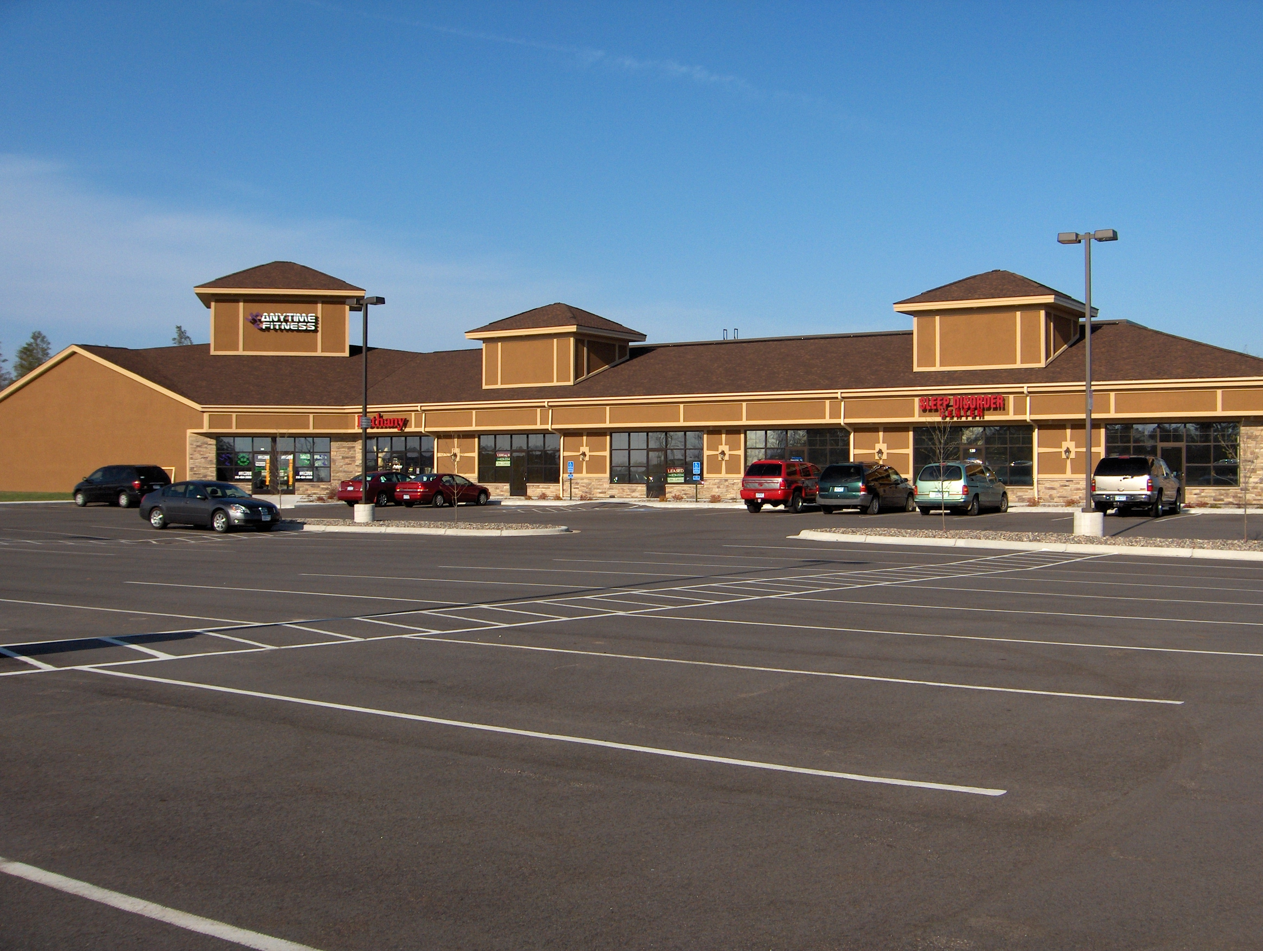 Northwoods Plaza – Phase I (150)