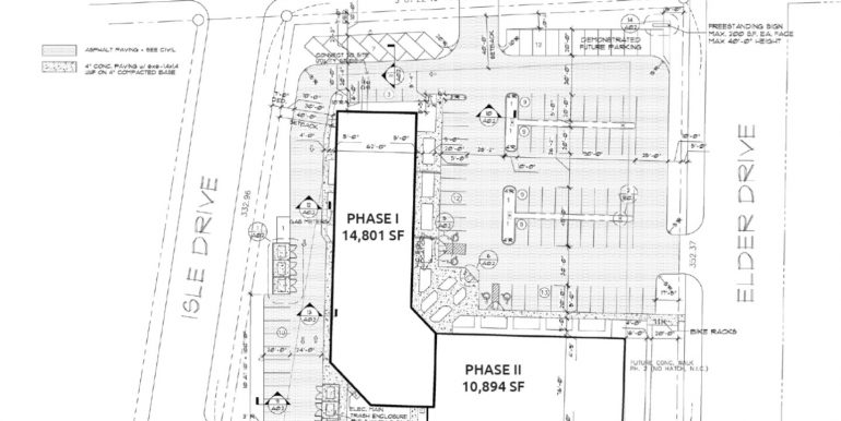 siteplan labeled