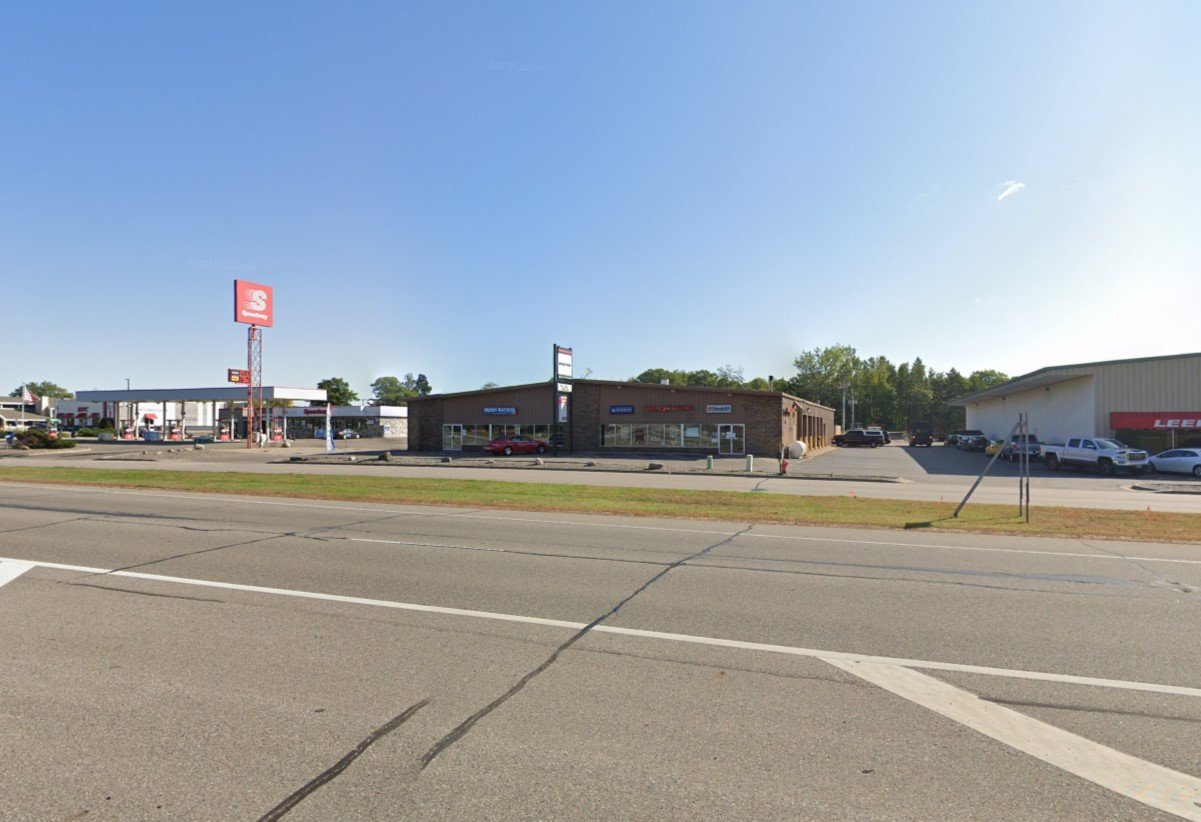 SOLD! Hwy 371 Commercial Site