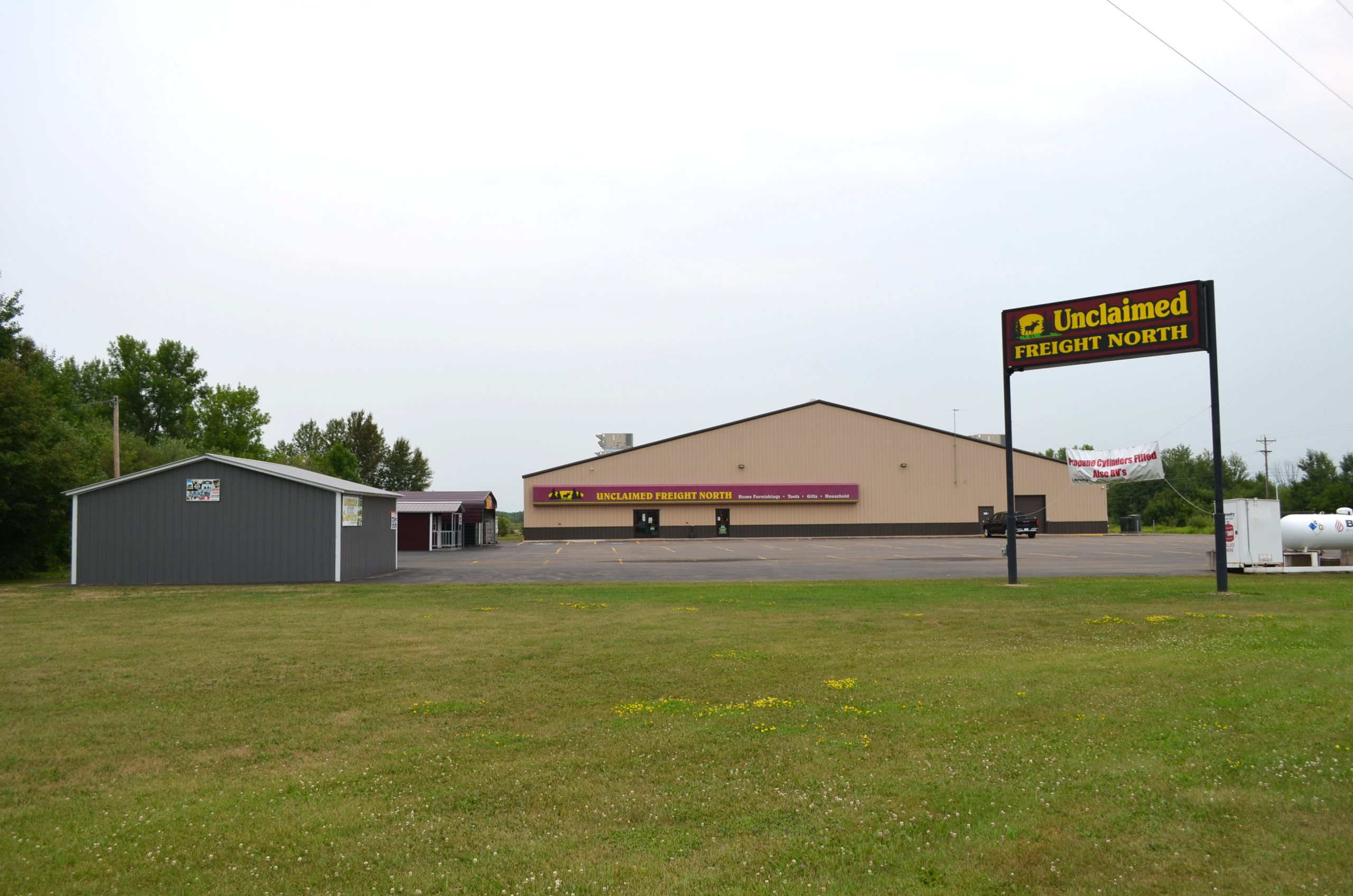PENDING! Aitkin Unclaimed Freight – Business For Sale