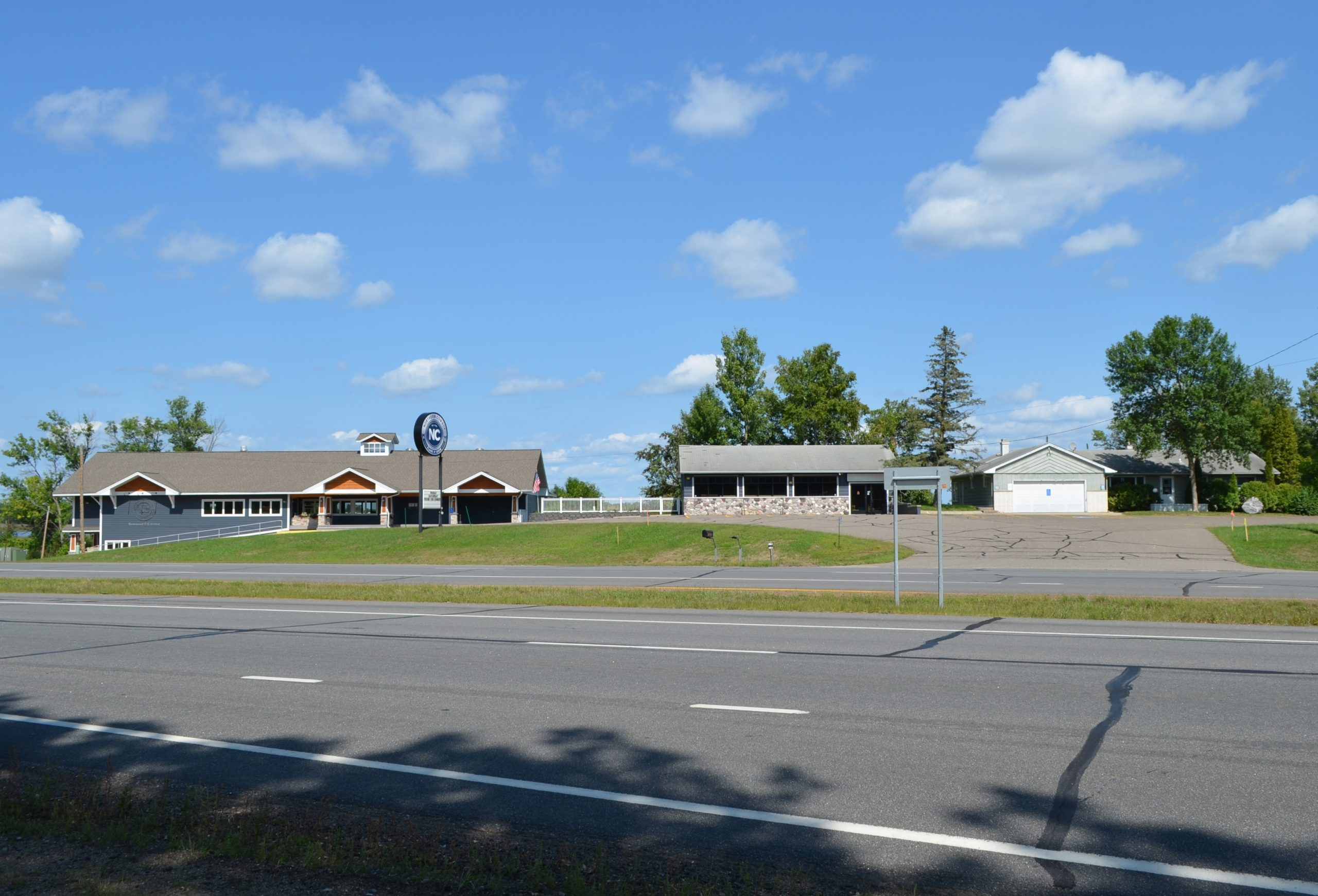 SOLD! Restaurant, Retail & Residence on North Long Lake